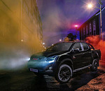 Bold Isuzu D-Max X-Rider Black Steps Out of The Shadows