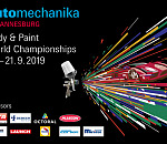 Automechanika Body & Paint World Championships: Round 2 in South Africa