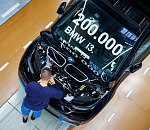 First of its kind and innovation driver for sustainable mobility: 200 000th BMW i3 produced to date.