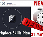 Covid-19 - Extension of deadlines for workplace skills plans