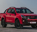 Isuzu D-MAX 3.0 TD Double Cab X-Rider Auto Makes its Debut