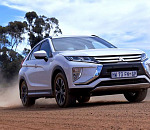 Mitsubishi Eclipse Cross most popular model range in Mitsubishi Motors South Africa stable