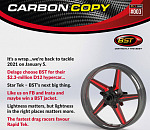 Carbon Copy #003. Latest News From The Hyper-light Wheel Company, BST