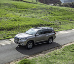 Land Cruiser Prado – new engine, tech and appeal