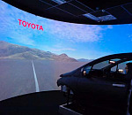 Toyota adopts rFpro software for its new simulation centre