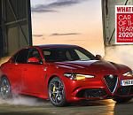 Hat-trick for the Alfa Romeo Giulia Quadrifoglio at the