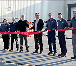 Clark opens new assembly plant in US headquarters in Lexington