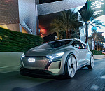 Mobility goes smart and individual: Audi at CES 2020