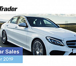 AutoTrader Monthly Used Car Sales Data - December 2019