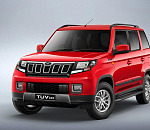 Tough and stylish Mahindra TUV300 refreshed for 2020