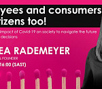FREE WEBINAR: ASK AFRIKA - Employees and Consumers are citizens too! - Facts on societal impact of Covid-19
