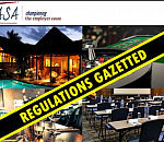 Covid-19 lockdown: regulations gazetted for restaurants and other sectors