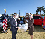 Ford Fulfils 50 000 Face Shields Order from US Department of Defense to Assist COVID-19 Efforts in Southern Africa