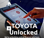 Toyota welcomes customers back on the road (#ToyotaUnlocked)