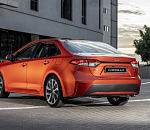 New Corolla Sedan – Has it All