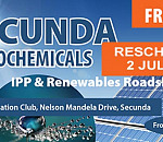 African Petrochemical Roadshow Secunda is postponed