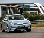 Toyota wins coveted CAR Magazine's Company Of The Year
