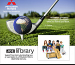 Elevate your journey at the Mitsubishi Motors Golf Day by donating used books for JOE lil'brary