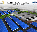 Ford Embarks on Renewable Energy Programme for Silverton Assembly Plant, Vision to be 100% Green by 2024