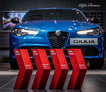Four awards - Alfa Romeo Giulia wins at the