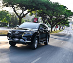 Toyota Fortuner – More Luxury, More Style, More Features