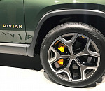 Pirelli tyres tailor made for Rivian deliver silence on board and low rolling resistance