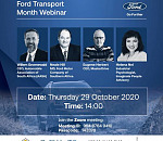 Ford hosts Transport Month Webinar