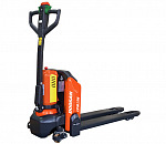New Doosan lithium-ion powered pallet truck from GLTC