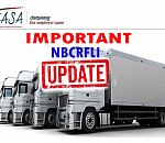 NBCRFLI temporary measures withdrawn