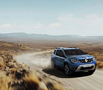 Reignite your passions in the remarkable Renault Duster