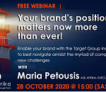 Free Webinar: Your brand's positioning matters now more than ever!