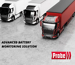 Probe launches advanced battery monitoring solution to save fleet owners major costs