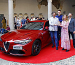 Alfa Romeo three times in first place among the