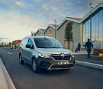 The all-new Renault Kangoo Van: the innovative van vehicle with an athletic and dynamic style