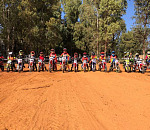 Veteran Moto Cross and Off-road champions invest back in the sport