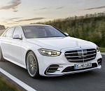 Mercedes-Benz S-Class – 2021 World Luxury Car