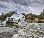 "Mitsubishi launches Pajero ""Legend 100"""