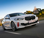 The new BMW 128ti in South Africa