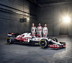 Alfa Romeo Racing ORLEN unveils the new C41