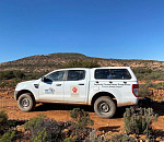 Ford Wildlife Foundation Supports EWT Drylands Conservation Programme with Ford Ranger