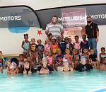 Mitsubishi Motors sponsors life-changing training to stop child drownings
