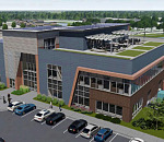 The Smart Factory @ Wichita_Exterior Rendering