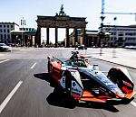 South Africa's Kelvin van der Linde competes for Audi in virtual world of Formula E