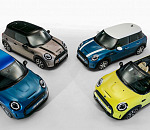 The original – new every time: The MINI 3-door, the MINI 5-door, the MINI Convertible