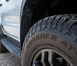 General Grabber AT3 now standard fitment on Ford Ranger Raptor