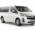 Toyota Hiace and Quantum models upgraded