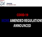 Covid-19: amendment of regulations