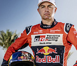 Red Bull's Giniel De Villiers wins STAGE 5