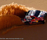 SA-built Toyotas ahead as Attiyah takes three stage wins on the trot