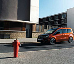 The all-new Renault Kangoo: the elegant and spacious combispace
